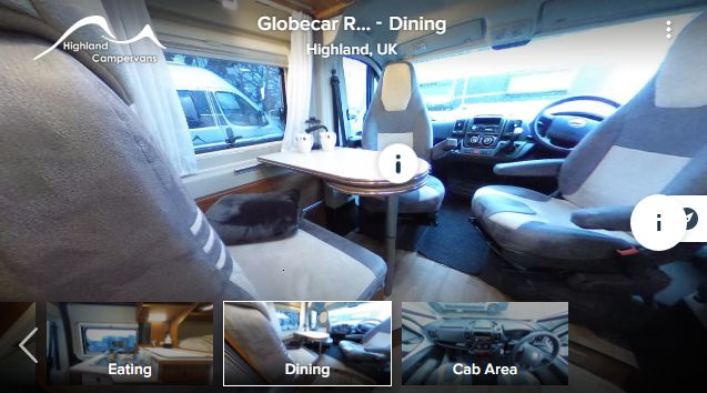 360 degree Virtual Tours