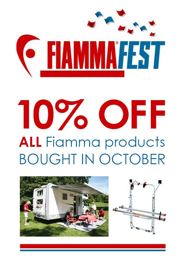 FIAMMA FEST for October!