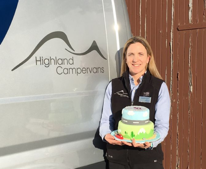 Highland Campervans is 10!