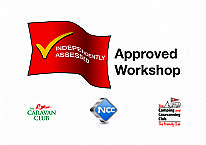 NCC Approved Workshop Scheme