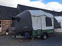 Opus Air Folding Camper
