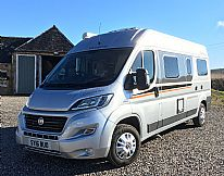 Globecar Globestar 600L  - Manual - *Pet Friendly* Motorhome